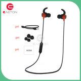 Auriculares de Bluetooth y auricular sin hilos del deporte