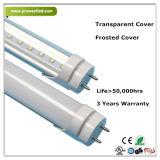 alloggiamento del tubo della lampadina di 600mm 1200mm 1500mm 9W 18W T8/T5 LED