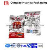 Sacchetto di imballaggio di plastica del laminato del commestibile per le noci ed il caffè