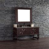 Antiker Entwurfs-Fußboden-stehende Badezimmer-Möbel