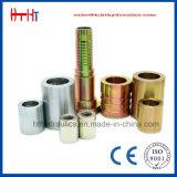 Embout hydraulique de boyau de Ht pour le boyau 2sn de SAE 100 R2at/En 853 (00200)