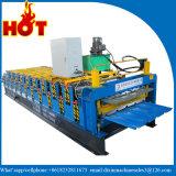 二重層の鋼鉄屋根は機械の形成を冷間圧延する