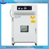Estufa de ciclo industrial da alta temperatura del aire caliente del laboratorio