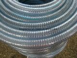 Flexibler Nahrungsmittelgrad Belüftung-Stahldraht-verstärkter Absaugung-Schlauch