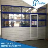 安い自動部門別の鋼鉄産業ガレージのドアの売出価格