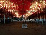 tent van het Huwelijk van de Decoratie van 15*40m de Voerende met Kroonluchter