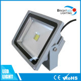 De Schijnwerper van Ce RoHS Listed COB 50W LED Flood Light