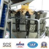 Pescados pollo mariscos de alta precisión SUS 304 Multihead pesador