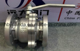 JIS/Ks Full Bore PTFE Seat 10k Cast Iron Ball Valve