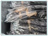 Qualitäts-flexible hydraulische GummiHochtemperaturschlauch-Baugruppe