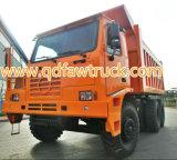 FAW 60 Ton van de Vrachtwagen van de Stortplaats