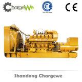 Groupe électrogène diesel avec le type silencieux pièces jointes extérieures insonorisées de Ce/ISO Certificaton