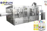 ペットびんの炭酸飲料の満ちるびん詰めにする機械