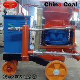 Máquina molhada do Shotcrete de carvão de China
