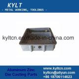 Lo zinco/Zamak di precisione la casella elettronica della pressofusione