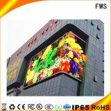 Afficheur LED polychrome extérieur (LEDSOLUTION P6 amincissent l'Afficheur LED)