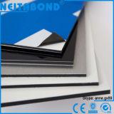 Panneau composé en aluminium d'extérieur de Neitabond 3mm 4mm pour le revêtement de mur