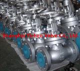 Чугун Китай DIN стандартный рявкает нормальный вентиль (WJ41H)