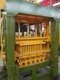 Machine de fabrication de brique automatique du couplage Qt6-15