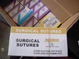 外科Sutures (吸収性およびNonabsorbable)