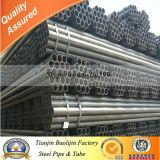 Tubulação de aço retangular do carbono diferente do tamanho para a construção