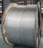 Base de acero 2016 el alambre de aluminio ACSR del hilo de la nueva 795mcm/477mcm descubre el conductor