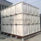 Tanque de água de fibra de vidro flexível de tanque tanque de armazenamento de GRP