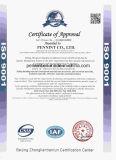 80 Mil reforzada Espesor Tpo Membrana impermeable con Certificado ISO
