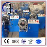 380V 220V 유압 호스 호스 주름을 잡는 기계