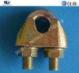 Galv. Le câble métallique malléable de bâti coupe En13411-5