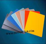 Profils en aluminium de qualité pour la décoration de mur extérieur