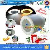 Altoparlante senza fili della lampadina di Bluetooth LED dei prodotti domestici astuti