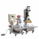 Pintar Filling y Capping Machine/Equipment por peso Type