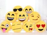 Cuscini caldi per il regalo di compleanno, cuscini belli di Emoji, cuscini della peluche di vendita di Emoji della peluche