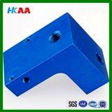 CNCの製粉の機械化の固体アルミニウムブロック、陽極酸化されたあけられたブロック