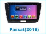 De androïde Speler van de Auto DVD van het Systeem voor Volkswagen Passat met GPS van de Auto Navigatie/Auto DVD