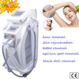 Disconto de 5%! ! ! O melhor equipamento da beleza da remoção do tatuagem do laser do rejuvenescimento YAG da pele de Shr da máquina da remoção do cabelo do IPL