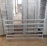 중국 공급자 타원형 관 말 가축 우리 Panel/1800mm 가축 가축 우리 위원회