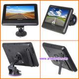Sistema sem fio da câmera do reverso do carro com monitor