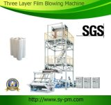 Farmland Film (SJ-3LF45)를 위한 3 Layer Plastic PE Film Blowing Machine