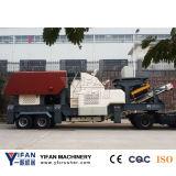 CE&ISO에 의하여 입증되는 이동할 수 있는 돌 충격 쇄석기