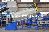 500kg/H Machine van het Recycling van het huisdier de Plastic