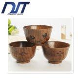 Шар риса цвета Eco содружественный Bamboo первоначально с изготовленный на заказ логосом