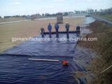 HDPE Geomembrane del trazador de líneas de la charca de la granja de los pescados y del camarón