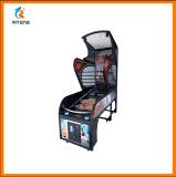 Máquina de jogo de basquete Arcada equipada com moeda para adulto