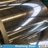 Dx51d, Gi, SGCC laminato a freddo caldo d'acciaio galvanizzato della bobina tuffato