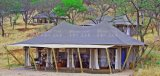 De Tent van de Toevlucht van de Sahara voor het Dineren Zaal of het Huis van de Koffie