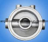 Précision bonne de Salse moulant le corps de valve d'acier inoxydable