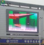 P16 impermeabilizan la visualización de LED grande de la INMERSIÓN del ángulo de opinión del buen del precio proyecto del gobierno