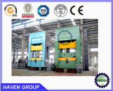 Machine de presse hydraulique de la série YQ27